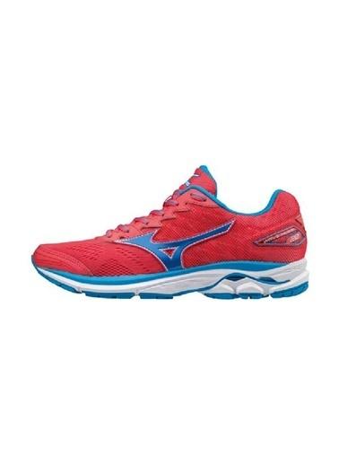 Mizuno Koşu Ayakkabısı Kırmızı